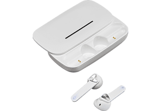 ISY ITW 2000-WT, In-ear Kopfhörer Bluetooth Weiß