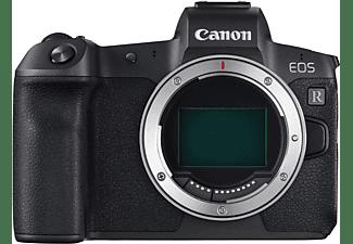 CANON EOS R Gehäuse Kit Systemkamera, 8,01 cm Display Touchscreen, WLAN