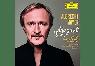 Albrecht Mayer, Vital Julian Frey, Deutsche Kammerphilharmonie Bremen - Mozart: Works for Oboe and Orchestra  - (CD)