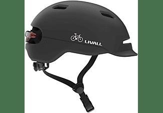 LIVALL C20 (Fahrradhelm, 57-61 cm, Schwarz)