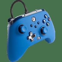 POWER A XBX Wired Controller Blue Controller Blau