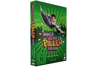 Immer wenn er Pillen nahm (alle 17 Folgen) DVD