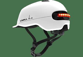 LIVALL C20 (Fahrradhelm, 57-61 cm, Weiß)