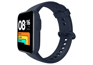 Smartwatch - Xiaomi Mi Watch Lite, 1,4'', 9 días, GPS/GLONASS, 5 ATM, Azul