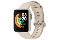 Smartwatch - Xiaomi Mi Watch Lite, 1,4'', 9 días, GPS/GLONASS, 5 ATM, Beis