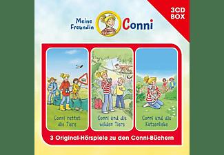 Conni - Conni-3-CD Hörspielbox Vol.5  - (CD)