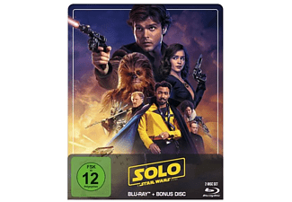 Solo - A Star Wars Story (Steel-Edition) Blu-ray