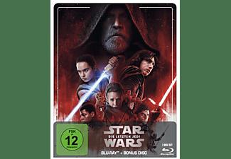 Starwars - Die Letzten Jedi (Steel-Ed.) Blu-ray