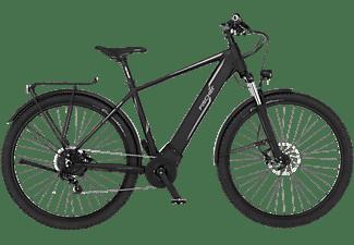 FISCHER Terra 5.0 All Terrain Bike (ATB) (Laufradgröße: 29 Zoll, Rahmenhöhe: 51 cm, Unisex-Rad, 504 Wh, Graphitschwarz matt)