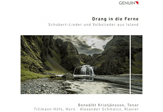Benedikt Kristjánsson, Tillmann Höfs, Alexander Schmalcz - Drang in die Ferne  - (CD)