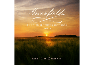 Barry Gibb - Greenfields: The Gibb Brothers' Songbook  - (CD)