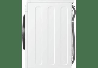 Lavadora carga frontal - Haier HW80-BP14636N, 8 kg, 1400 rpm, Inverter, Antibacterias, Vapor, Blanco