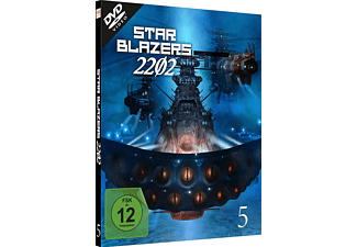 Star Blazers 2202 - Space Battleship Yamato Vol. 5 DVD