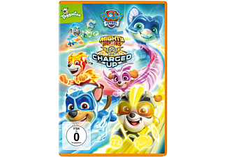 Paw Patrol: Mighty Pups Charged Up! DVD