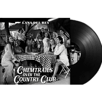 Lana Del Rey - Chemtrails Over The Country Club  - (Vinyl)