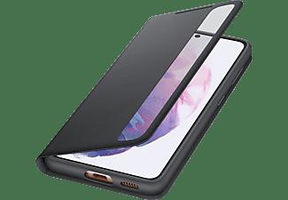 SAMSUNG Clear View Cover für Galaxy S21, Schwarz