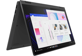 LENOVO Convertible IdeaPad Flex 5, Gold 7505, 8GB, 256GB, 14 Zoll Touch FHD, Graphite Grey (82HS00C0GE)