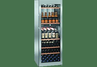 LIEBHERR WTpes 5972-22 Weinkühlschrank (EEK G, Silber)
