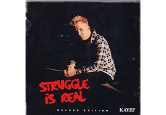 Kayef - Struggle Is Real Deluxe Edition inkl. 2 Bonustracks  - (CD)