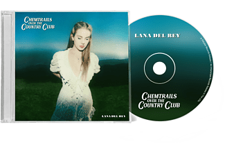 Lana Del Rey - Chemtrails Over The Country Club - Exklusiv Edition mit Alternativen Cover und Poster  - (CD)