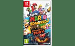 MediaMarkt-Super Mario 3D World + Bowser's Fury   Nintendo Switch-aanbieding