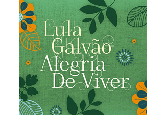 Lula Galvao - Alegria De Viver  - (CD)