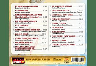 VARIOUS - Berühmte Chöre Singen Die Schönsten Weihnachtslied  - (CD)