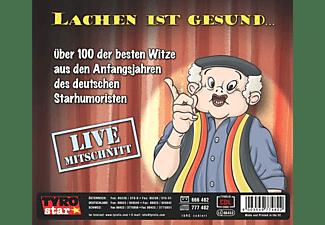 VARIOUS - Fips Asmussen Witze-Der Quas  - (CD)