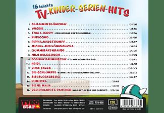 Die Partykids - 16 beliebte TV-Kinder-Serien-Hits  - (CD)