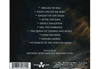 MSG - The Michael Schenker Group - Immortal  - (CD)