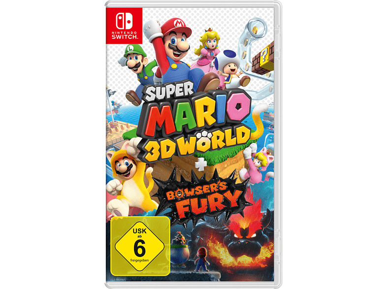 Super Mario 3D World + Bowsers Fury [Nintendo Switch]