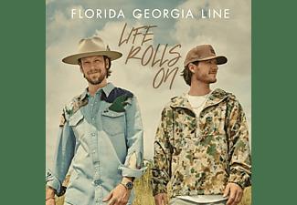 Florida Georgia Line - Life Rolls On  - (CD)