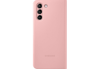 SAMSUNG EF-ZG991 , Flip Cover, Samsung, Galaxy S21 5G, Pink