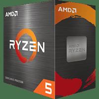 AMD Ryzen 5 5600X Prozessor, Mehrfarbig