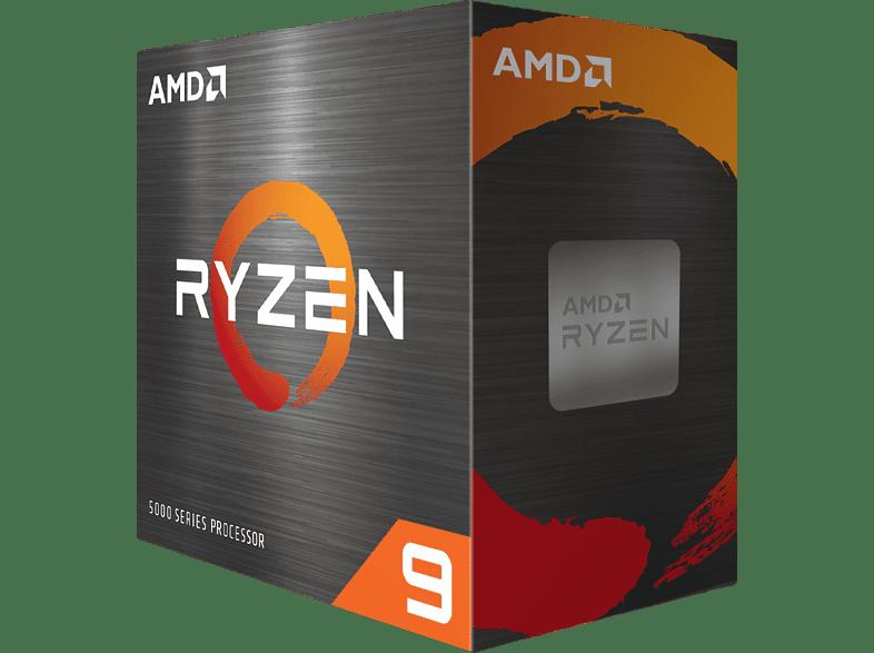 AMD Ryzen 9 5950X Prozessor, Mehrfarbig