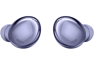 Auriculares inalámbricos - Samsung Galaxy Buds Pro, True Wireless, Bluetooth, Ergonómico, ANC, IPX7, Violeta