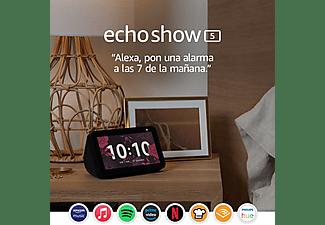 "Pantalla inteligente con Alexa - Echo Show 5, 5.5"", Sonido alta calidad, Controlador de Hogar, Antracita"