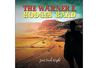 Warner E. Hodges - JUST FEELS RIGHT  - (CD)