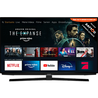 GRUNDIG 50 GUB 7040 FIRE TV EDITION LED TV (Flat, 50 Zoll / 126 cm, UHD 4K, SMART TV, Fire TV Experience)