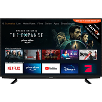 GRUNDIG 50 GUB 7022 FIRE TV EDITION LED TV (Flat, 50 Zoll / 126 cm, HDR 4K, SMART TV, Fire TV Experience)