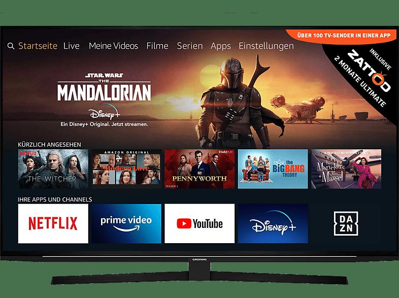 Grundig Netflix 2021