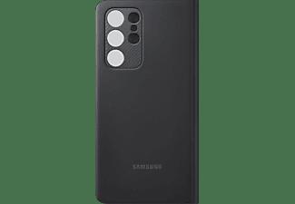 SAMSUNG EF-ZG99P mit S Pen , Bookcover, Samsung, Galaxy S21 Ultra 5G, Schwarz