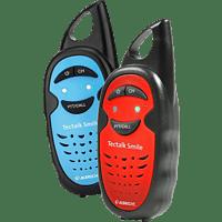 ALBRECHT Tectalk Smile Kinder Walkie Talkie Rot/Blau