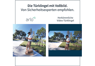 ARLO AVD2001, Türklingel, Auflösung Video: 1080p-HD
