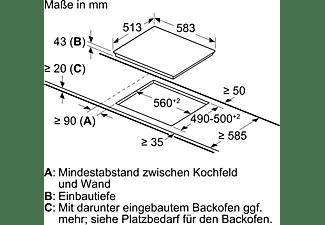 BOSCH HND 211 RS 61 Serie | 2, Einbauherdset (Elektrokochfeld, A, 66 Liter)