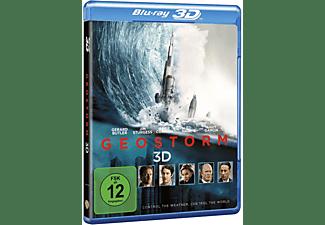 Geostorm 3D Blu-ray