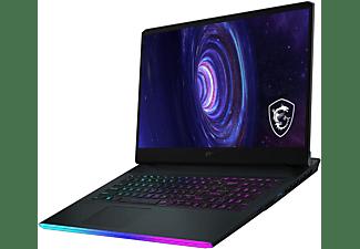 MSI GE76 RAIDER 10UE-419, Gaming Notebook mit 17,3 Zoll Display, Intel® Core™ i7 Prozessor, 16 GB RAM, 1 TB SSD, NVIDIA GeForce RTX 3060, Anthrazitgrau