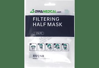 DIWA FFP2 Maske (5-lagig) mit Kopfbändern