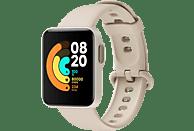 XIAOMI Mi Watch Lite, Smartwatch, 120 mm + 90 mm, Ivory