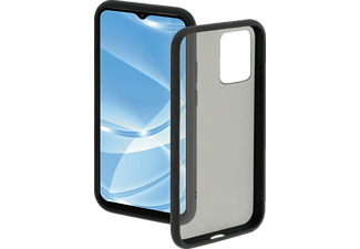 HAMA Invisible, Backcover, Samsung, Galaxy A32 5G, Schwarz/Semi-Transparent
